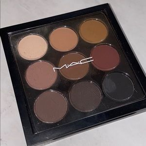 Mac Cosmetics Semi Sweet Times Nine Palette